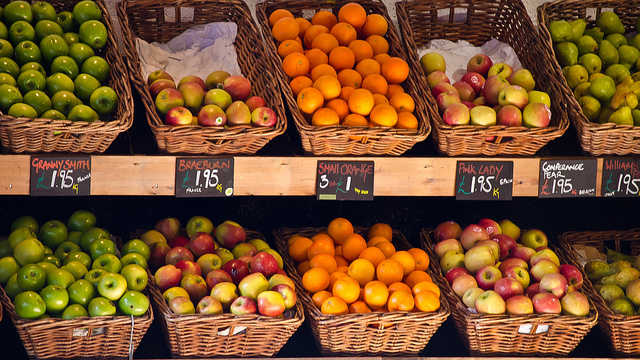 grocery fruit